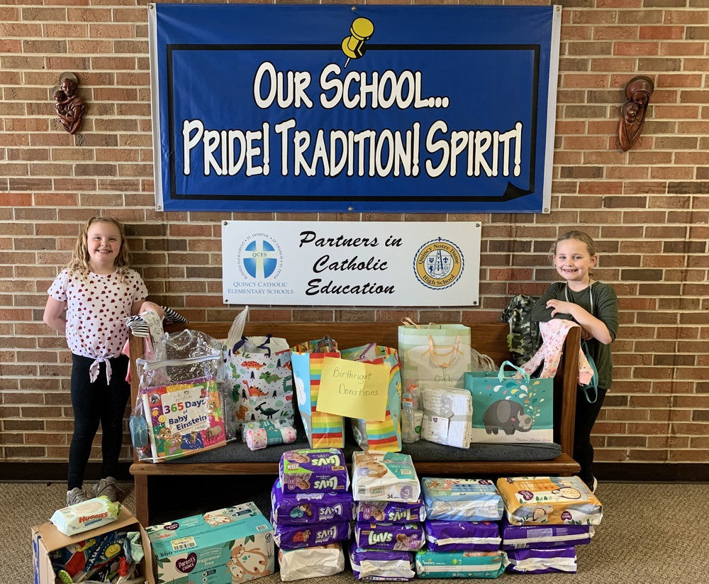Parent Newsletter - Feb. 26, 2021  Service Project Success