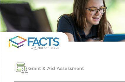 2021-2022 FACTS Grant & Aid Assessment Application